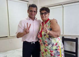 Mrs Geeta Raj Reviews Dr Niraj Vora