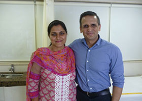 Mrs RituPaul Reviews Dr Niraj Vora