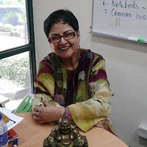 Lynne McGready – Dr Niraj Vora