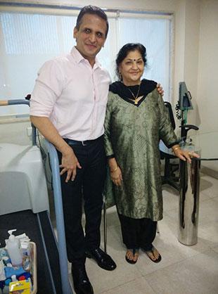 Sudha Malhotra – Dr Niraj Vora